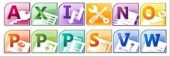 Icons Office 2010