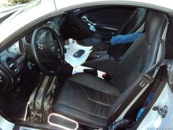noch siehts im Fahrzeuginnern unaufgeräumt aus...