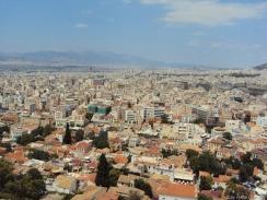 Athen ist sauber (in der Luft !)