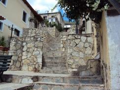 Treppen fast wie die Strasse in San Franzisko