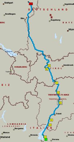 Lago di Garda - Aalen