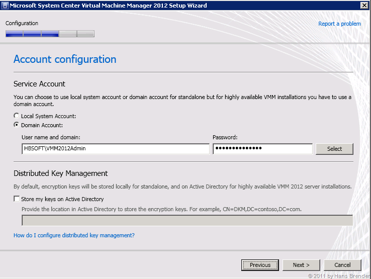 System Center Virtual Machine Manager 2012 | Hans Brender\u0026#39;s Blog