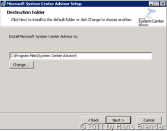 System Center Advisor: Wo soll das Gateway / der Agent installiert werden