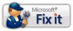 Microsoft Fix it: Office 2010