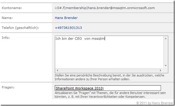 Standardmäßig keine Bildauswahl bei Office 365- SharePoint Online - Meine Website