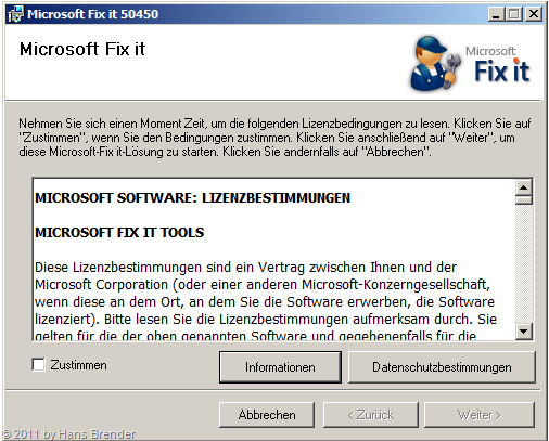 Microsoft Fix it: komplettes Entefernen einer Office Suite