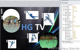 PowerPoint 2010: Animation mit bewegten Bildern