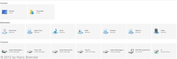 """SkyDrive: Fernzugriff auf """"heimische"""" Dateien"""