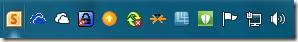 SkyDrive, SkyDrive Pro in der Taskleiste
