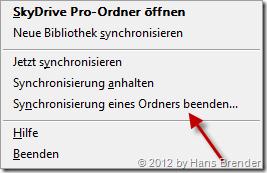 SkyDrive Pro Dialogfdeld