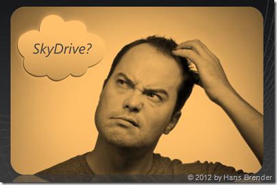 SkyDrive, SkyDrive Pro, Verwirrung