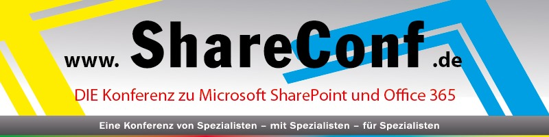 ShareConf 2013 in Düsseldorf