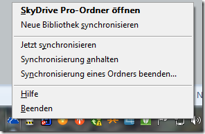 SkyDrive Pro: Anmelde Probleme, Credential problem with SkyDrive Pro