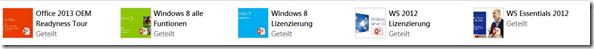 SkyDrive im Browser: Voransicht von Word und PowerPoint