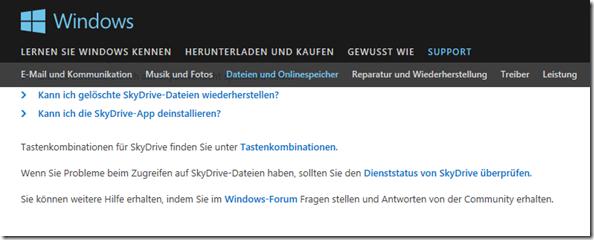 OneDrive,SkyDrive ,FAQ