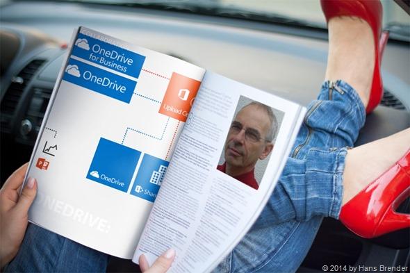 Collabnews: die tägliche Zeitung zu OneDrive for Business, OneDrive und Arbeitsordner
