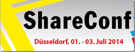 ShareConf 2014