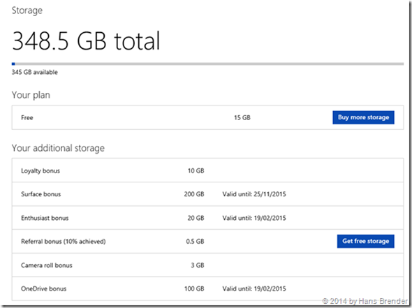 OneDrive: your cloud storage