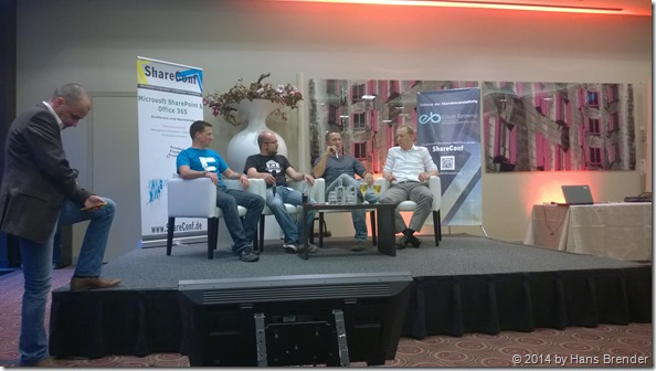 ShareConf 2014: Expert Panel