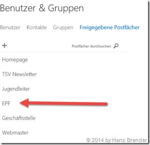 Office 365: Benutzer und Gruppen