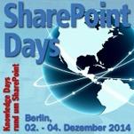 SharePoint Days 2014