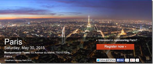 SPS Paris