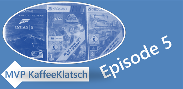 Podcast,MVP Kaffekelatsch, Episode 5