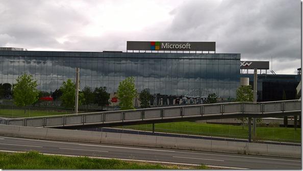 Microsoft Madrid