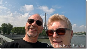 The Eiffel-Tower between us