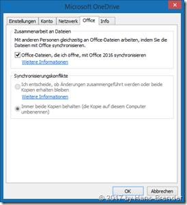 Next Generation Sync Client: Eigenschaften und Office