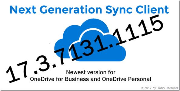 NGSC Version 17.3.7131.1115