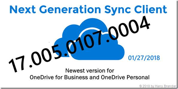 OneDrive.exe (NGSC) 17.005.0107.0004
