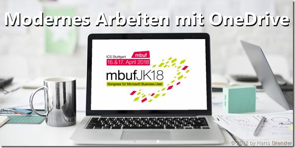Modernes Arbeiten mit OneDrive - mbuf