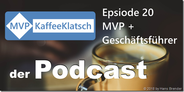 MVPKaffeeklatsch: 20. Episode