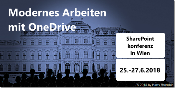 Modernes Arbeiten mit OneDrive  - in Wien