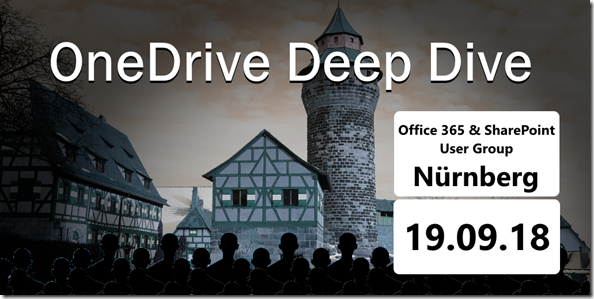 OneDrive Deep Dive  in Nürnberg