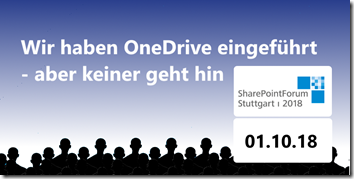 SharePointForum in Stuttgart
