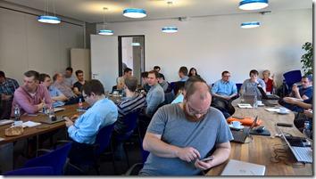 Global Azure Meetup 2018 in Hamburg