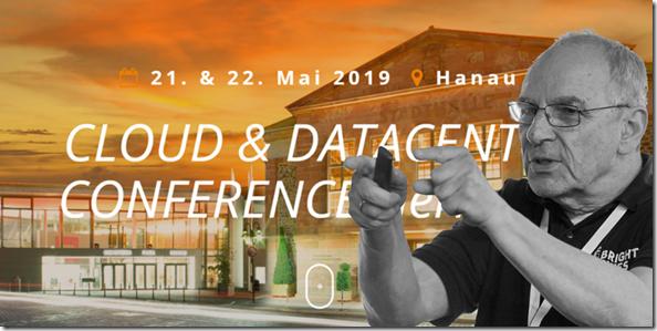 Mr. OneDrive auf der CDC 2019 in Hanau