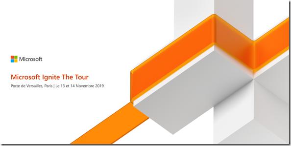 Microsoft Ignite The Tour, Paris