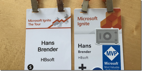 Microisoft Ignite 2019 & Ignite The Tour Paris