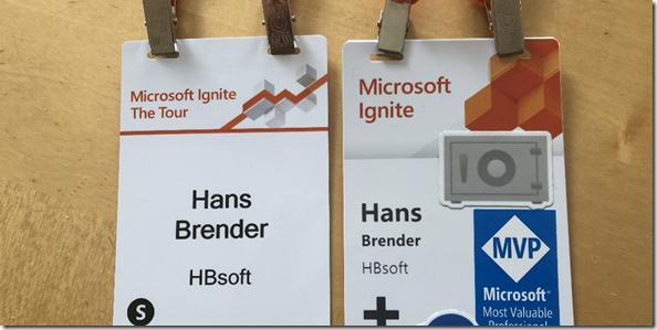 Microisoft Ignite 2019 & Ignite The Tour Paris