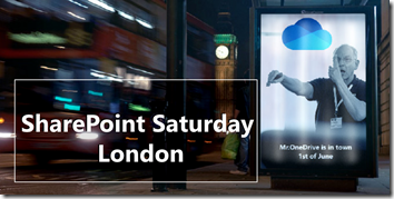 SharePoint Saturday London