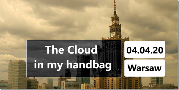 SharePoint & Office 365 Saturday Warsaw 2020