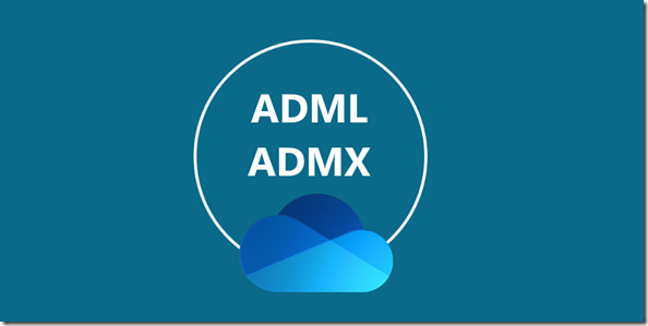 Where are my OneDrive ADML and ADMX files saved?