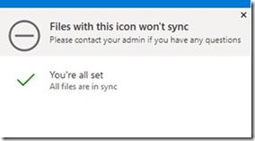 Anzeige in OneDrive