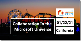 Mr.OneDrive goes to California