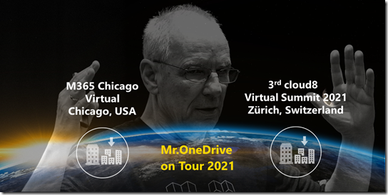 M365Chicago and 3rd Virtual Summit 2021