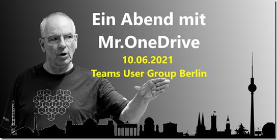 Teams UserGroup Berlin
