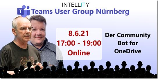 Teams UserGroup Nürnberg